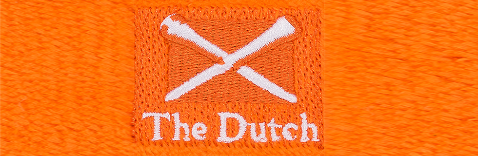slide The Dutch - embroidery